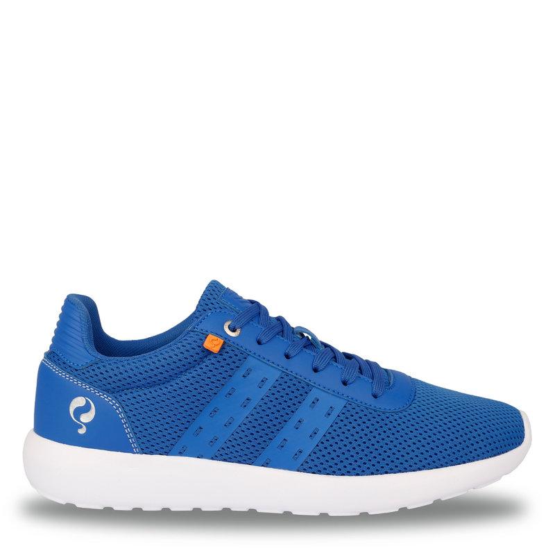 Q1905 Men's Sneaker Zaanstad  -  Hard Blue