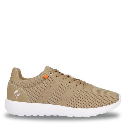 Heren Sneaker Zaanstad  -  Taupe