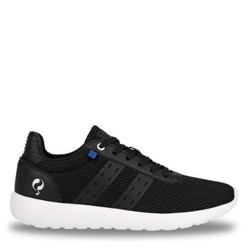 Heren Sneaker Zaanstad  -  Zwart
