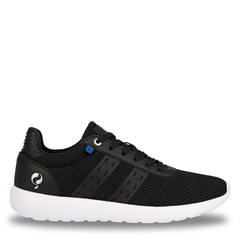 Q1905 Men's Sneaker Zaanstad  -  Black