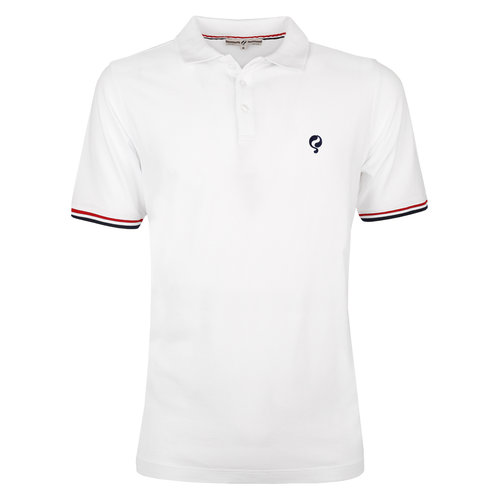 Men's Polo Bloemendaal  -  White
