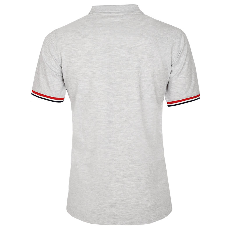 Q1905 Men's Polo Bloemendaal  -  Light Grey
