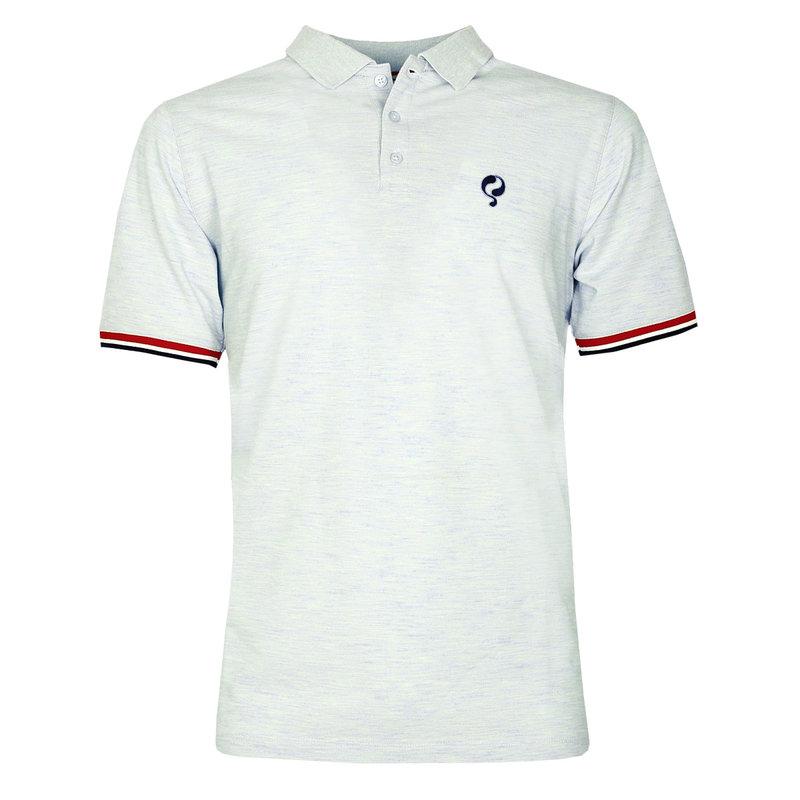 Q1905 Heren Polo Bloemendaal  -  Lichtblauw