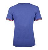 Q1905 Heren T-shirt Katwijk  -  Hard Blauw