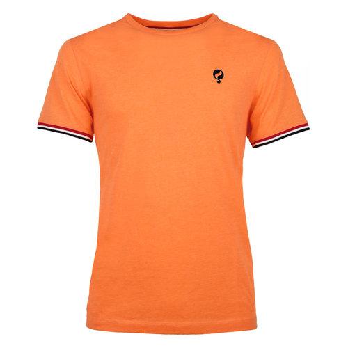 Heren T-shirt Katwijk  -  Oranje