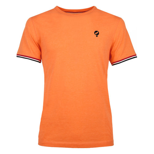 Men's T-shirt Katwijk  -  Orange