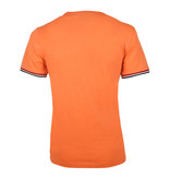 Q1905 Heren T-shirt Katwijk  -  Oranje