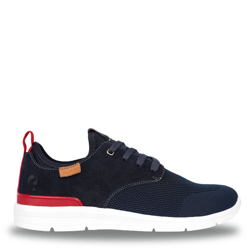 Men's Sneaker Woudenberg  -  Dark Blue