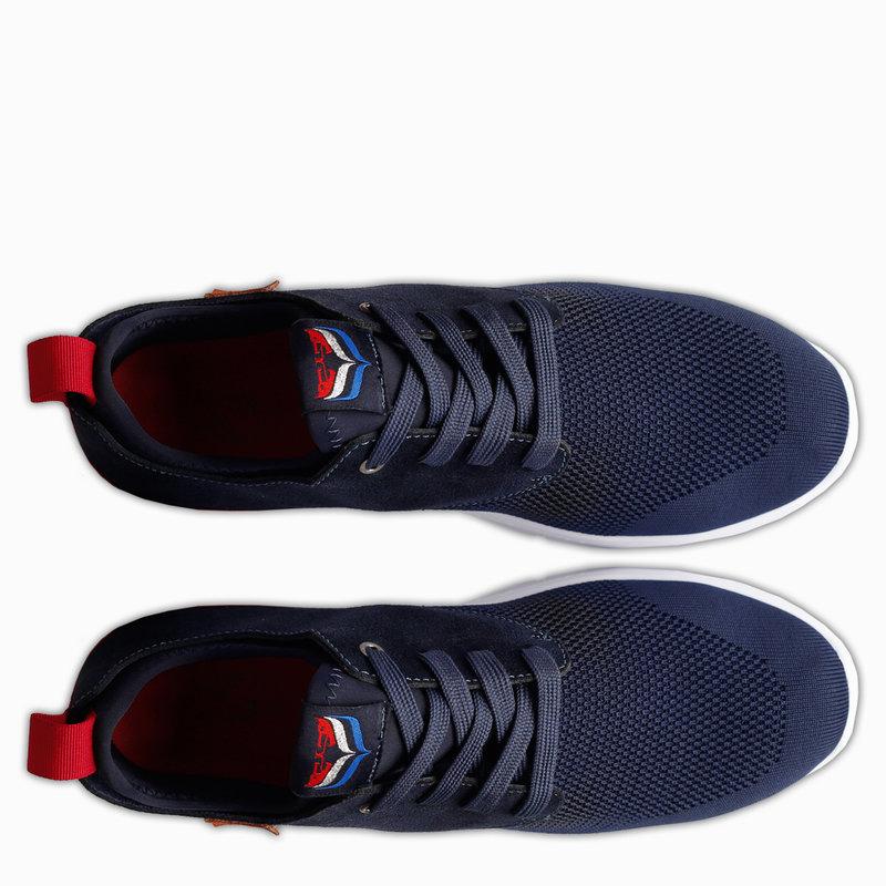 Q1905 Heren Sneaker Woudenberg  -  Donkerblauw