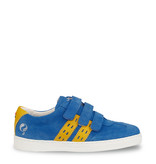 Q1905 Kids Sneaker Legend '69 JR Velcro Skydiver / Blazing Yellow