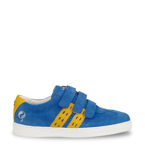 Kids Sneaker Legend '69 JR Velcro Skydiver / Blazing Yellow