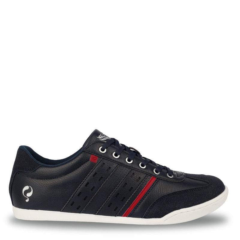 Q1905 Men's Sneaker Loosdrecht  -  Dark Blue