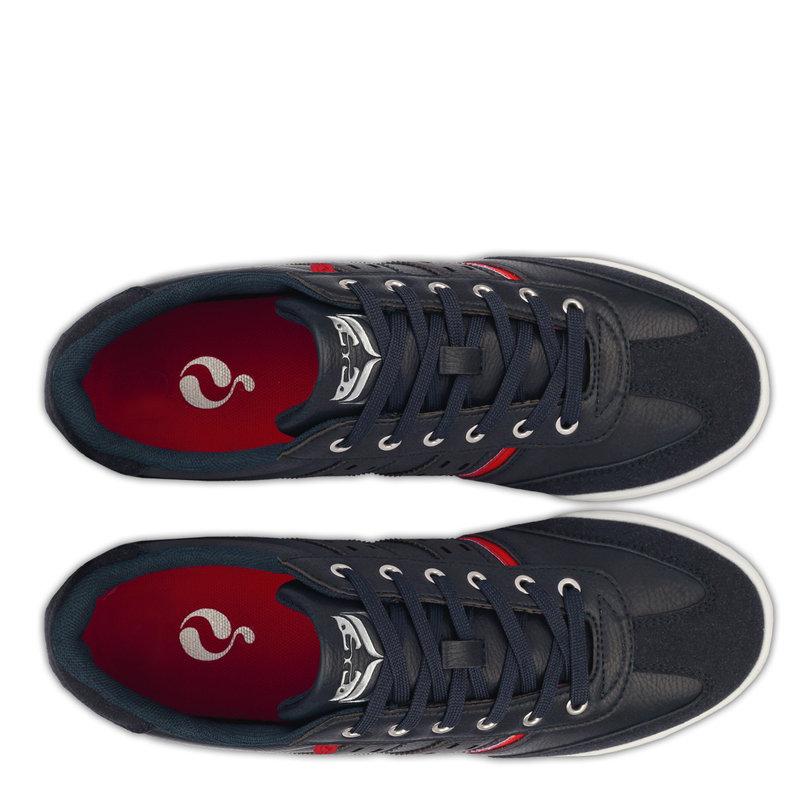 Q1905 Heren Sneaker Loosdrecht  -  Donkerblauw