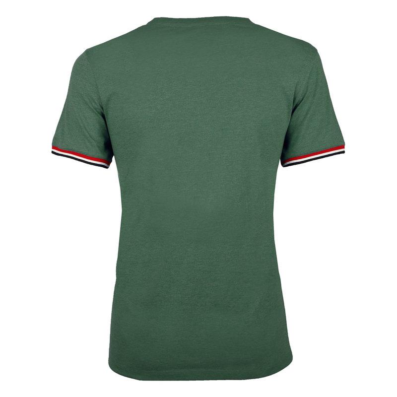 Q1905 Men's T-shirt Katwijk  -  Sea Green