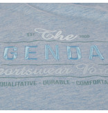 Q1905 Men's T-shirt Texel  -  Heaven Blue
