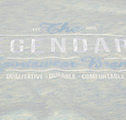 Q1905 Heren T-shirt Texel  -  Lichtblauw