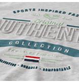 Q1905 Heren T-shirt Domburg  -  Lichtgrijs