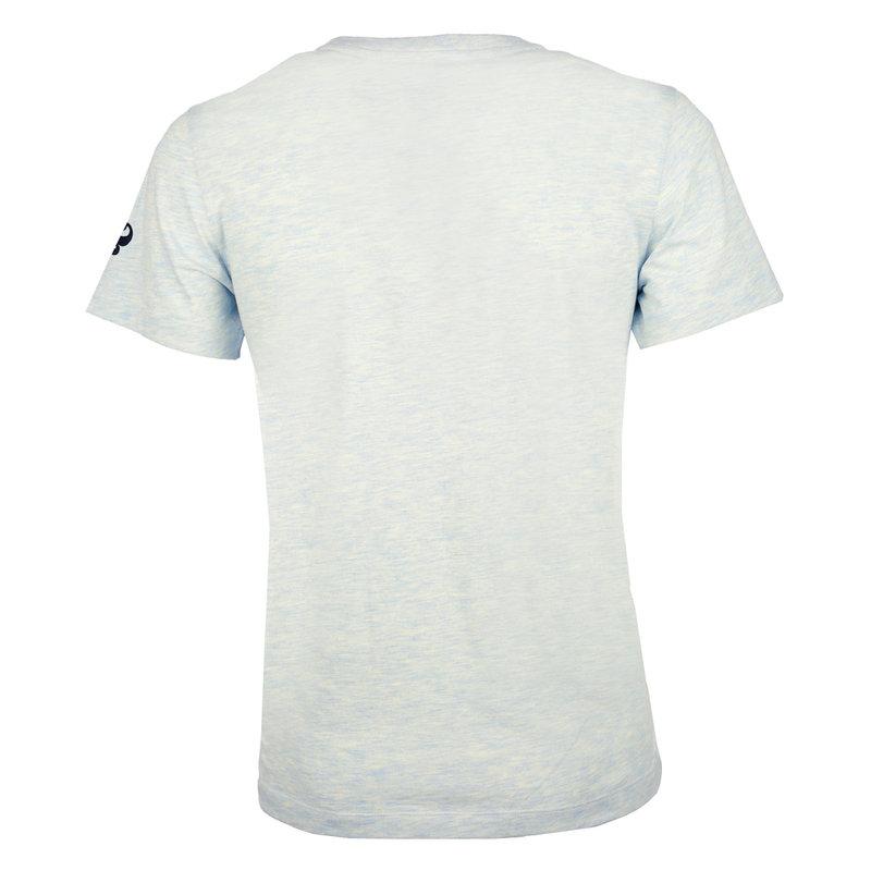 Q1905 Men's T-shirt Domburg  -  Light Blue