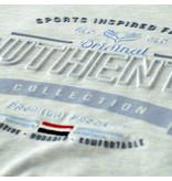 Q1905 Heren T-shirt Domburg  -  Lichtblauw