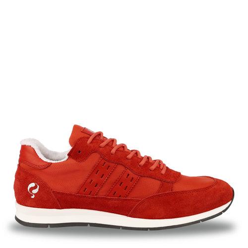 Heren Sneaker Kijkduin  -  Oranje