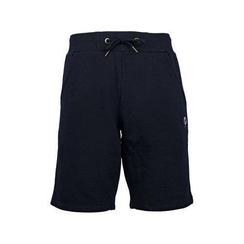 Heren Sweatshort Zevenbergen  -  Donkerblauw