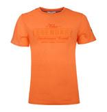 Q1905 Heren T-shirt Texel  -  Oranje