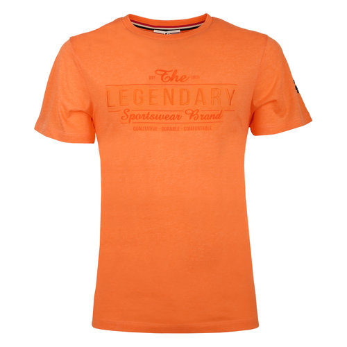 Men's T-shirt Texel  -  Orange
