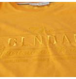 Q1905 Men's T-shirt Texel  -  Ochre Yellow