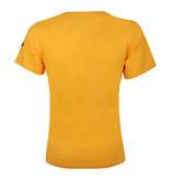 Q1905 Heren T-shirt Domburg  -  Okergeel