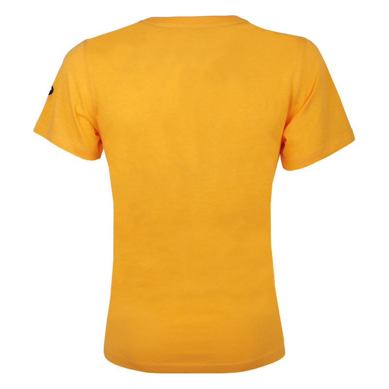 Q1905 Men's T-shirt Domburg  -  Ochre Yellow