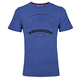 Q1905 Men's T-shirt Domburg  -  Hard Blue