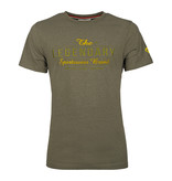 Q1905 Men's T-shirt Texel  -  Khaki Green
