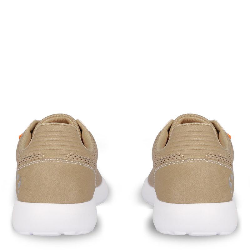 Q1905 Men's Sneaker Zaanstad  -  Taupe