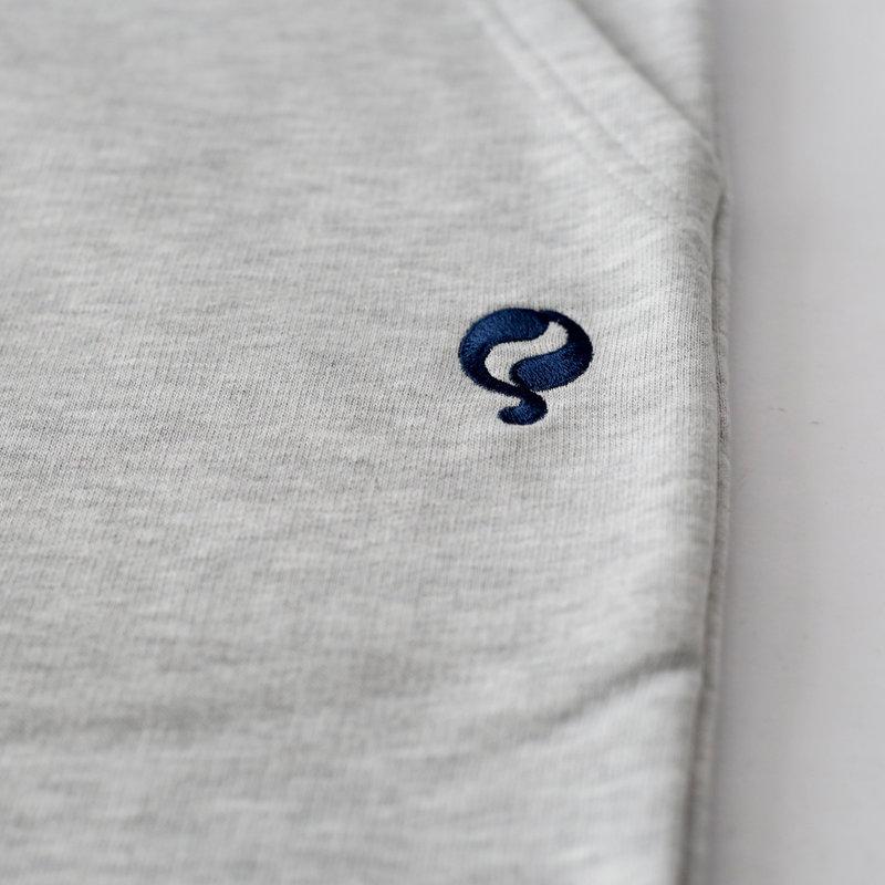 Q1905 Men's Sweatpant Steenbergen  -  Light Grey