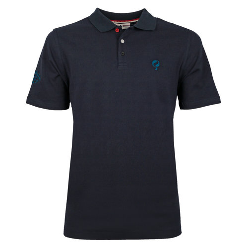 Men's Polo Willemstad  -  Dark Blue