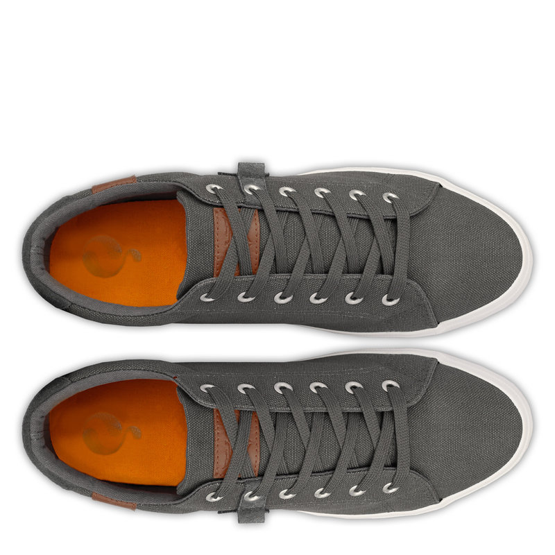 Q1905 Men's Sneaker Laren  -  Dark Grey
