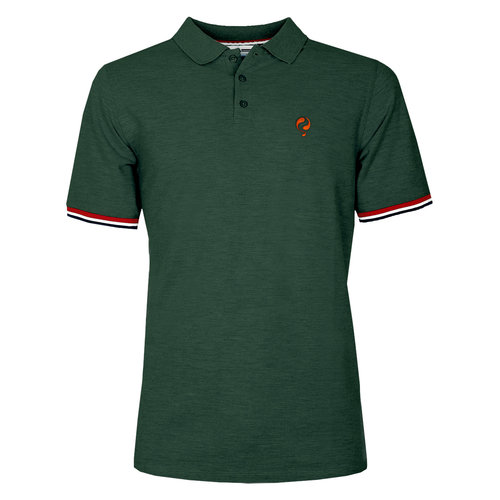 Men's Polo Bloemendaal  -  Dark Green