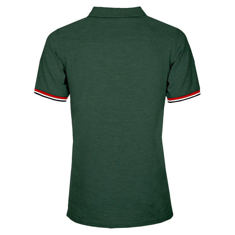 Q1905 Men's Polo Bloemendaal  -  Dark Green