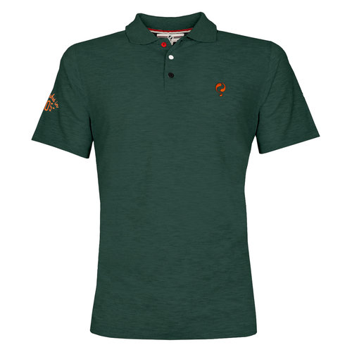 Men's Polo Willemstad  -  Dark Green