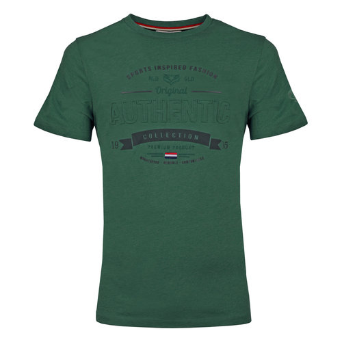 Men's T-shirt Domburg  -  Dark Green