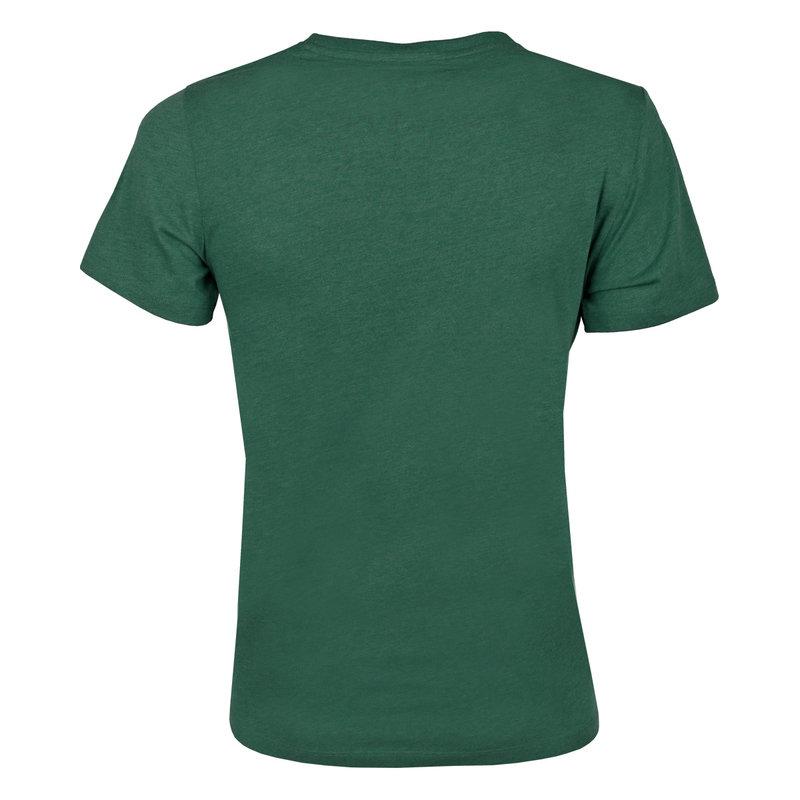 Q1905 Heren T-shirt Domburg  -  Donkergroen