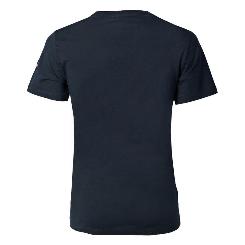 Q1905 Heren T-shirt Domburg  -  Donkerblauw
