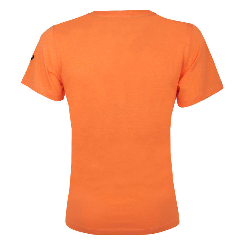 Q1905 Heren T-shirt Domburg  -  Oranje