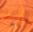 Q1905 Men's T-shirt Domburg  -  Orange