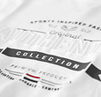 Q1905 Men's T-shirt Domburg  -  White