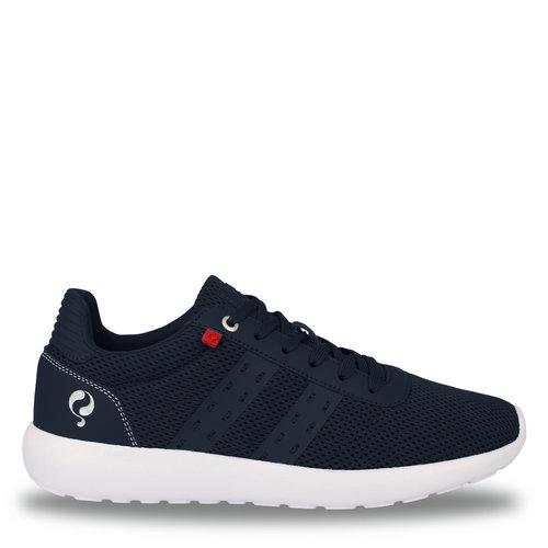 Heren Sneaker Zaanstad  -  Donkerblauw