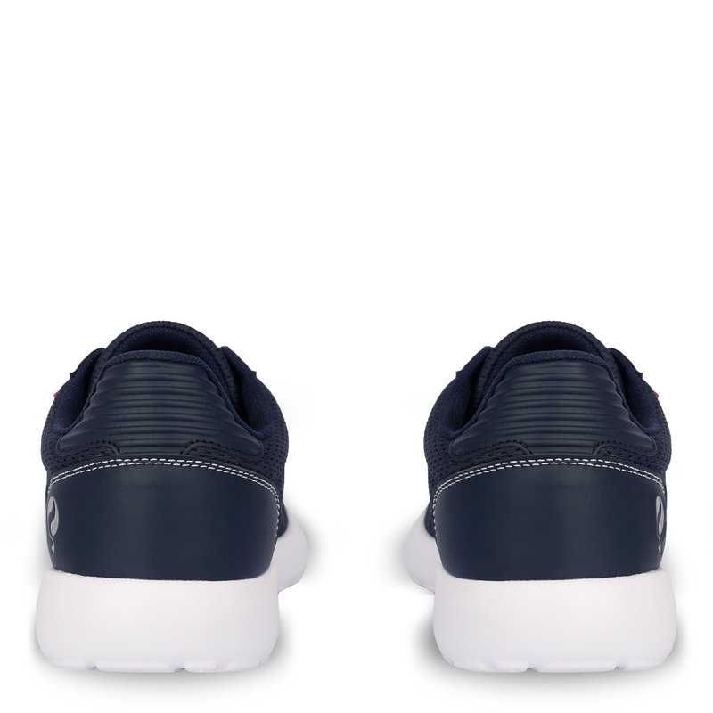 Q1905 Heren Sneaker Zaanstad  -  Donkerblauw