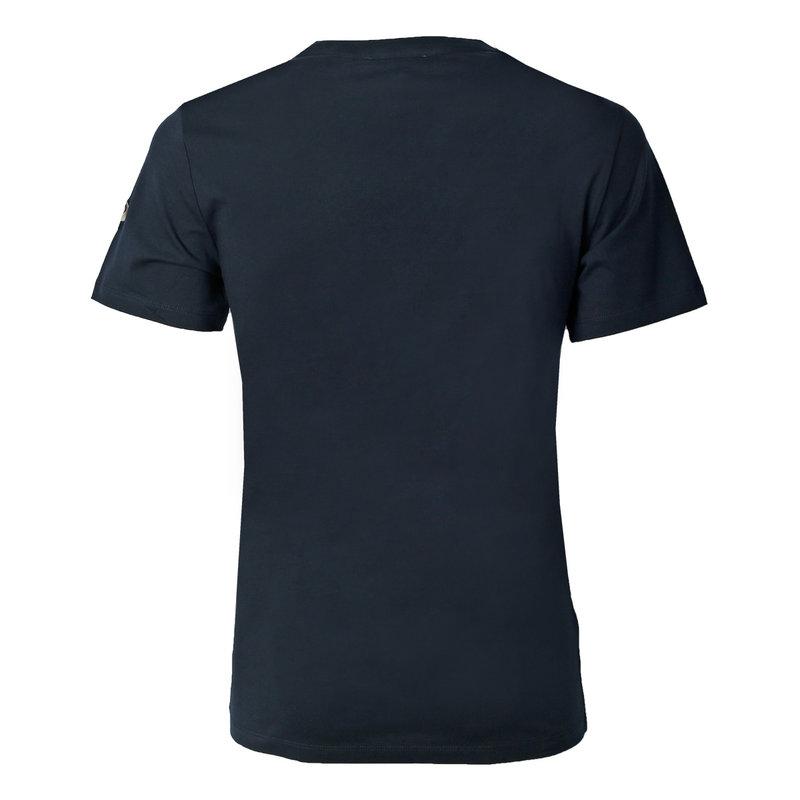 Q1905 Men's T-shirt Texel  -  Dark Blue