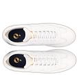 Q1905 Heren Sneaker Titanium  -  Wit
