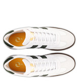 Q1905 Men's Sneaker Titanium  - White/Dark Green